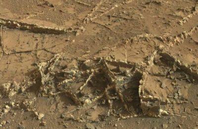 اكتشاف انقاض مباني على المريختصيب علماء الفضاء بالذهول
