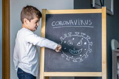 منظمة بريطانية: كورونا يهدد تعليم جيل كامل من الأطفال