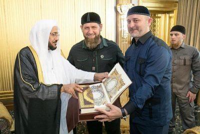 مستشار الرئيس الشيشاني: السعودية جعلت سلامة وأمن الحجاج من الأولويات وقرار الحج امتداد لجهودها الرشيدة