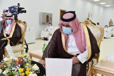 """سمو نائب أمير منطقة جازان يدشن مشروعات صحية بأكثر من """"189"""" مليون ريال"""