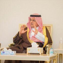 محافظ حفر الباطن يشهد توقيع اتفاقية بين مكتب وزارة البيئة و المياة وجمعية حماية البيئة