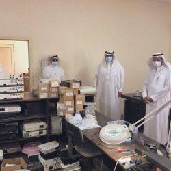 سمو الأمير فيصل بن مشعل يتسلم تقرير جهود مجلس شباب القصيم خلال جائحة كورونا