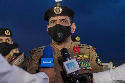 الفريق الحربي يؤكد جاهزية القوات المشاركة في خدمة حجاج بيت الله الحرام.