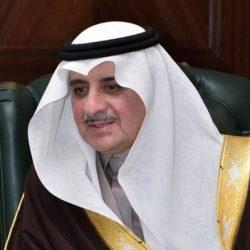 سمو أمير القصيم يلتقي نائب رئيس الجهاز العسكري بوزارة الحرس الوطني