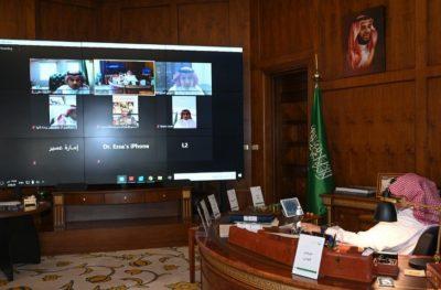 الأمير تركي بن طلال يدشن 120 سرير عناية مركزة في مستشفى عسير المركزي