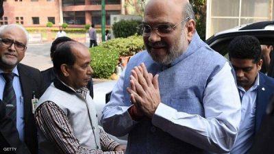 وزير الداخلية الهندي يعلن إصابته بفيروس كورونا
