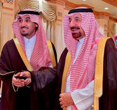 سمو أمير نجران وسمو وزير الرياضة يفتتحان مدينة الأمير هذلول بن عبدالعزيز الرياضية بنجران