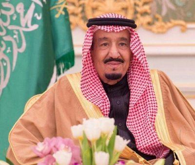 """""""الملك سلمان"""" يوجه بتقديم مساعدات إنسانية عاجلة لمواجهة آثار انفجار مرفأ بيروت"""