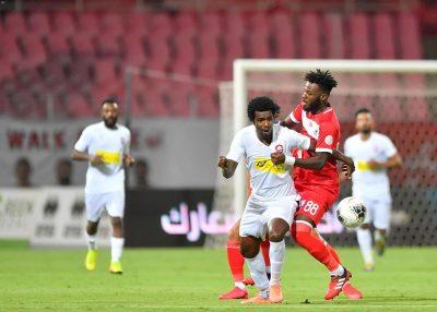 التعادل السلبي يحسم مواجهة الوحدة و الرائد في دوري كأس الأمير محمد بن سلمان