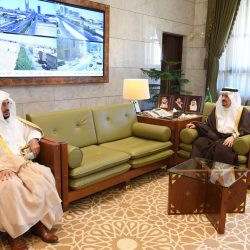 أمير منطقة الرياض يستقبل محافظ المؤسسة العامة للتدريب التقني والمهني
