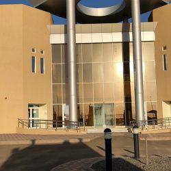 المشرف العام على الشؤون التنموية يفتتح أول دار سينما بحفرالباطن