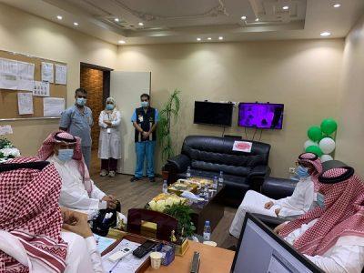 """مركز صحي """"الوشحاء"""" يحصد اعتماد الجوده للمره الثانية"""