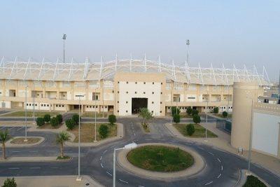 مدينة الامير هذلول الرياضية بنجران تتسع الى 12 الف مقعد
