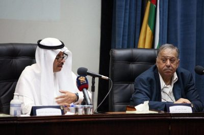 سفير المملكة لدى الأردن يشارك بندوة حوارية حول قمة العشرين