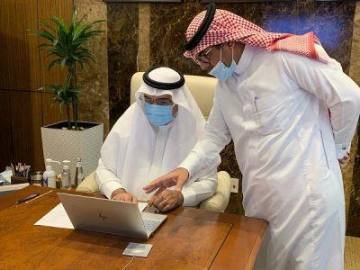 """أمين الشرقية يدشن منصة """" بيع الزوائد التنظيمية """" إلكترونيا"""