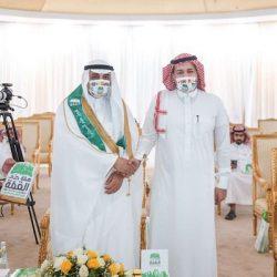 أمين الشرقية يدشن دوار البيرق في محافظة الخبر