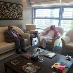 سمو أمير القصيم يتسلم التقرير السنوي عن أنشطة وبرامج سجون المنطقة