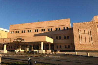 """أكثر من """"147"""" ألف مستفيد من خدمات مستشفى طريف العام"""