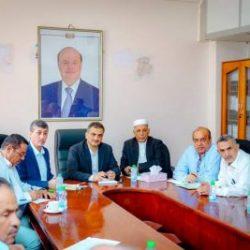أمير منطقة الباحة يستقبل مدير جوازات المنطقة المعين حديثًا