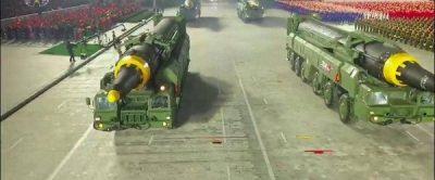 """""""غير مسبوق"""".. كوريا الشمالية تكشف صاروخا جديدا عابرا للقارات"""