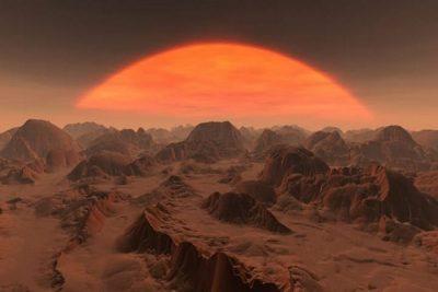 يمكنك تسجيل اسمك في كوكب المريخ بثلاث خطوات