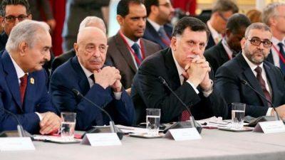 محادثات ليبية بالقاهرة الأحد.. الدستور والانتخابات على الطاولة