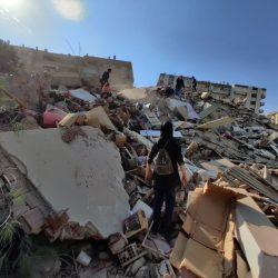 أول تعليق من المملكة على زلزال أزمير التركية