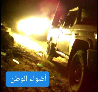 إفشال عملية تسلل لمليشيا الحوثي في شمال الضالع