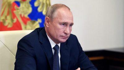 بوتين: روسيا أقرت لقاحاً ثانياً لوباء كوفيد-19
