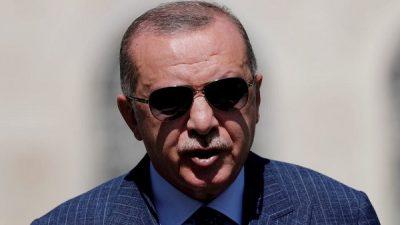 """شرق المتوسط.. أردوغان يهدد اليونان برد """"تستحقه"""""""