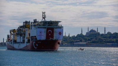 المتوسط مجددا..اليونان تعلن الدعم الكامل لقبرص ضد تركيا
