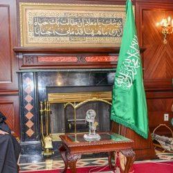 امير منطقة تبوك يستقبل السفير الكيني لدى المملكة