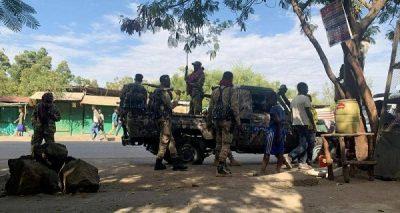 قوات تيغراي تشن هجوما صاروخيا على مدينة إثيوبية