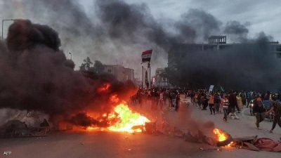 العراق.. ارتفاع عدد قتلى صدامات الناصرية