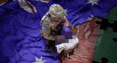 """أزمة دبلوماسية بين الصين وأستراليا بسبب """"صورة الذبح"""""""