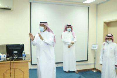 """""""السلامة المدرسية"""" في تعليم الرياض تنفذ برنامجا تدريبيا لرفع جاهزية حراس المدارس"""