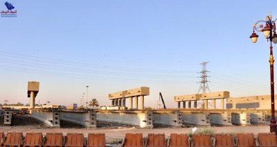 تأخر إنجاز مشروع كوبري ميدان الرمانة سابقاً بتبوك وفرع وزارة النقل تلتزم الصمت