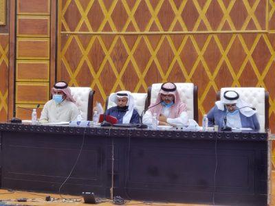 """"""" بلدي الباحة """" يناقش ملف الكهرباء وتحسين مخطط شبرقة وإضاءة قرية المضحاة"""