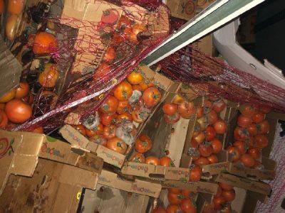 أمانة الشرقية: إدارة الأسواق تضبط ٢٢ طن من الطماطم الفاسد في سوق الخضار والفواكه المركزي بالدمام