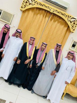 """""""نايف البناقي  يحتفل بزواج أبنائه (عايد وعودة)"""