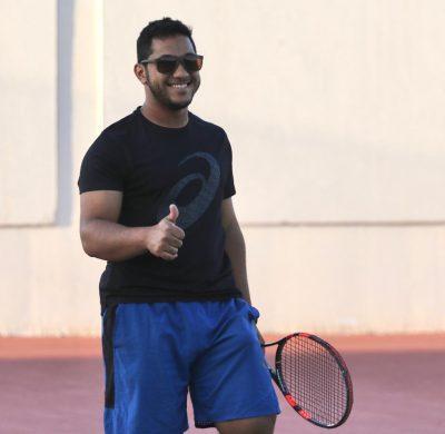 الشباب يتفوق على الوحدة ويتصدر المرحلة الاولي لدوري التنس