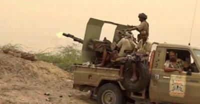 القوات المشتركة توجه ضربات موجعة لمليشيا حوثي بمنطقة التحيات بالساحل الغربي