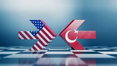 بين أميركا وتركيا.. تراشق اتهامات في اجتماع للناتو