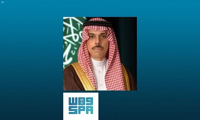 سمو وزير الخارجية: ننظر ببالغ التقدير لجهود دولة الكويت الشقيقة لتقريب وجهات النظر حيال الأزمة الخليجية