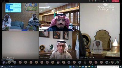 جامعة القصيم تقيم ندوة بعنوان «دور المشاركة المجتمعية في تعزيز نتائج المملكة في الاختبارات الدولية»