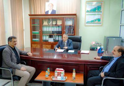 محافظ عدن ورئيس مجلس القضاء يؤكدان على أهمية دور القضاء في تطبيع الأوضاع في العاصمة