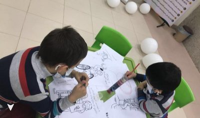 مركز التنمية الاجتماعية بعرعر يشارك في تفعيل اليوم العالمي لذوي الإعاقة