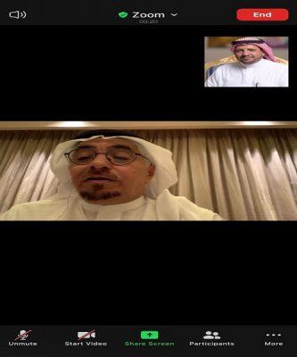 """"""" تراحم الباحة """" تعقد اجتماعاً عن بعد لاستعراض الميزانية التقديرية ومناقشة الصلاحيات المالية"""