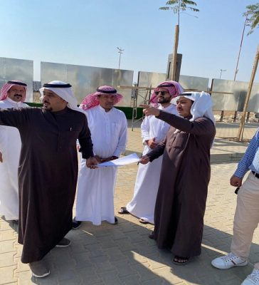 القثامي: يفتتح المرحلة الأولى من مشروع الأمير متعب بن عبد العزيز برنية