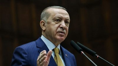 أردوغان: تركيا تريد علاقات أفضل مع إسرائيل